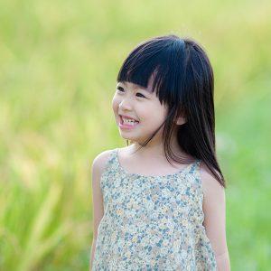 Tâm lí thoải mái đem lại những bức hình tự nhiên nhất cho bé