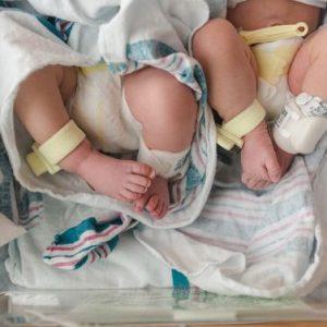 ảnh newborn trong bệnh viện