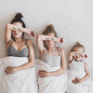 We wake up like this.