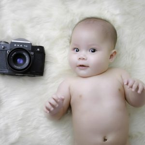 lợi-hại quay phim cho bé?
